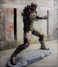 """O filme """"Avenger: Age of Ultron"""" foi gravado no Forte di Bard."""